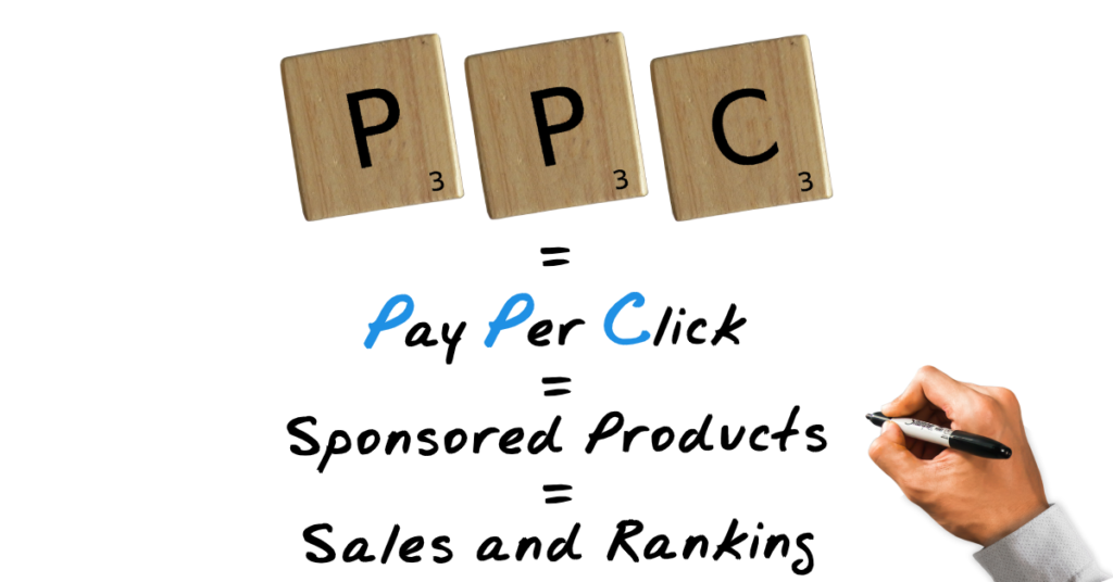 PPC meaning is Amazon Pay Per Click - RevenueWize